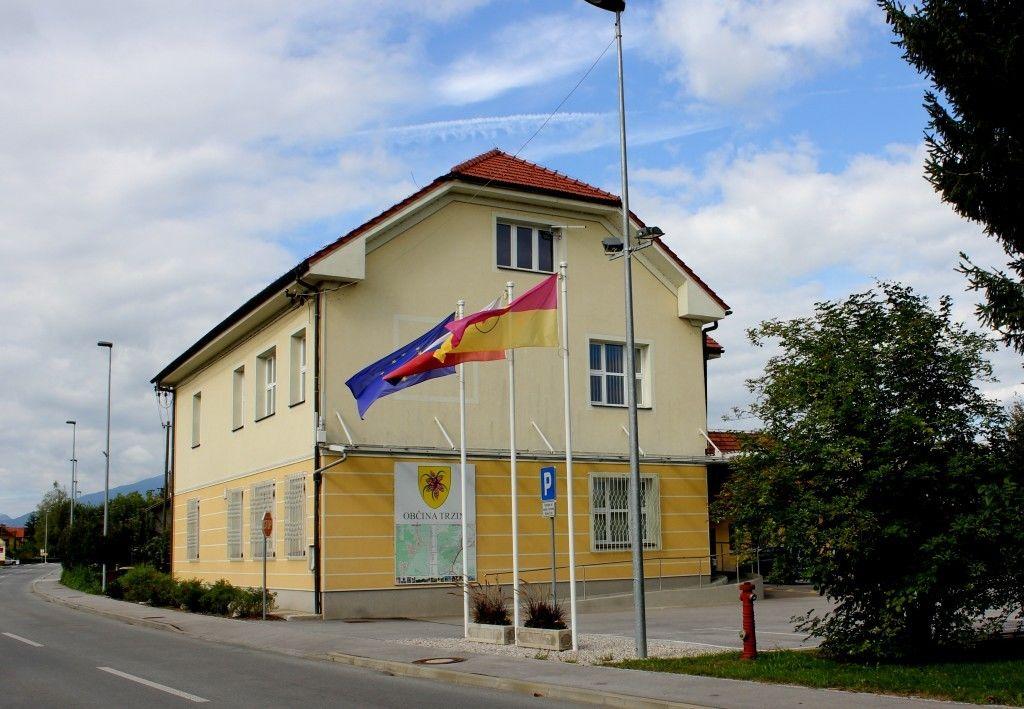 Javno naročilo: Izvedba dveh individualnih priključkov Doma zaščite in reševanja v Trzinu na državno cesto G2-104 odsek 1139 Mengeš - Trzin