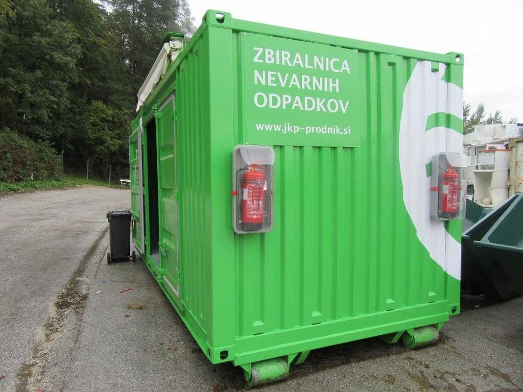 Obvestila Javnega komunalnega podjetja Prodnik